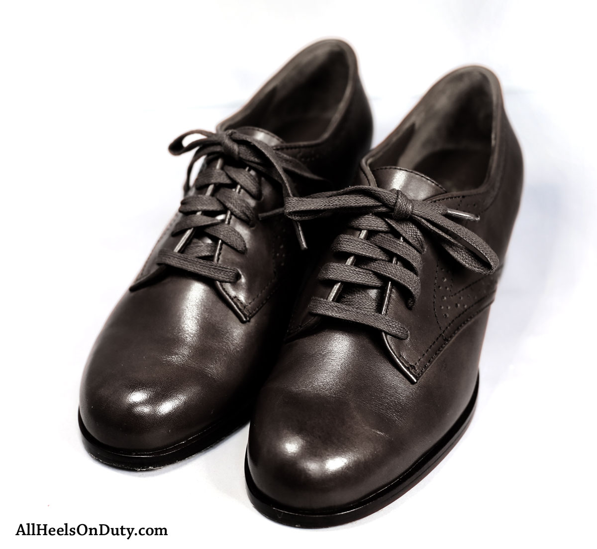 the latest wide selection of colors arriving Black O.A.O. Oxfords